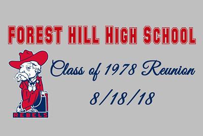 2018-08-18 Forest Hill Class of 78 Reunion