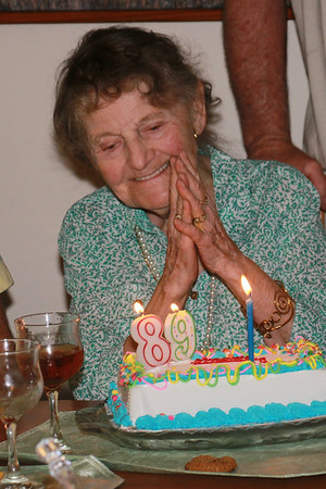 ALICE'S 89th BIRTHDAY JUNE 29, 2014
