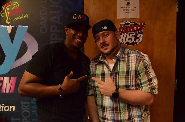 PARTY 105.3 FM WITH SAL & DJ KYS 6-25-17