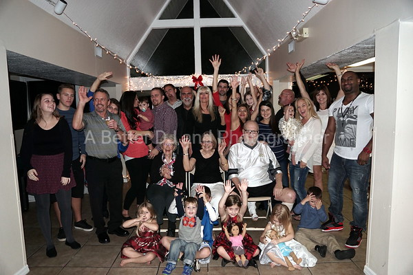 Aldo's Family Christmas Party 2014