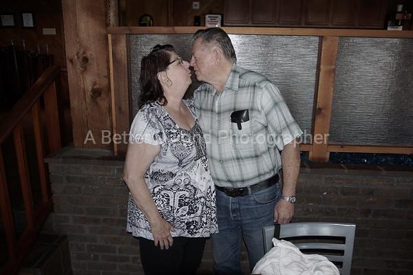 GARY & PENNY FRANK 50th Anniversary