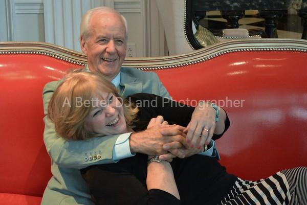 JOHN AND MARILYN'S 50TH ANNIVERSARY