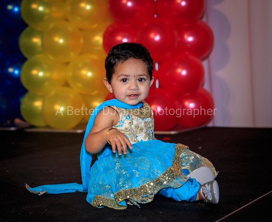 Anvi - First Birthday Party