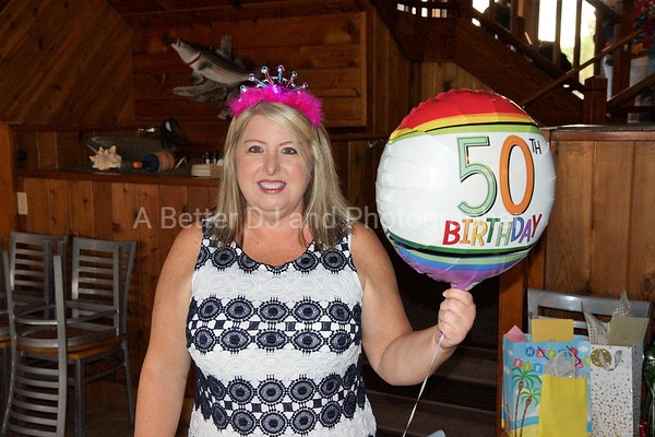 CINDY'S 50th birthday party at Shiloh's 7-13-18
