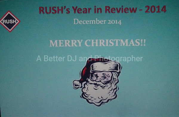 Rush Inc Holiday Party at La Cita Country Club