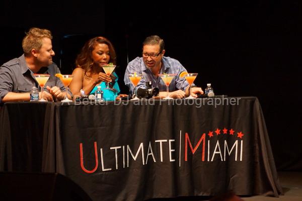 Ultimate Miami Bartender competition