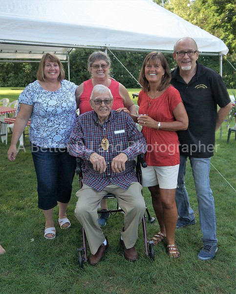 DAD'S 90th Birthday Party 8-25-19