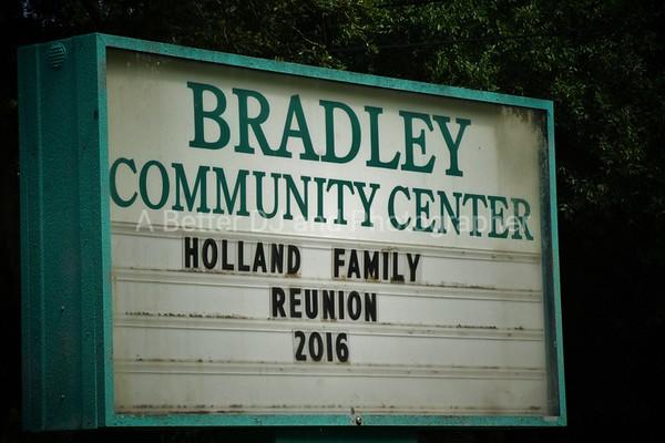 HOLLAND FAMILY REUNION 2016 BRADLEY JUNCTION, FL