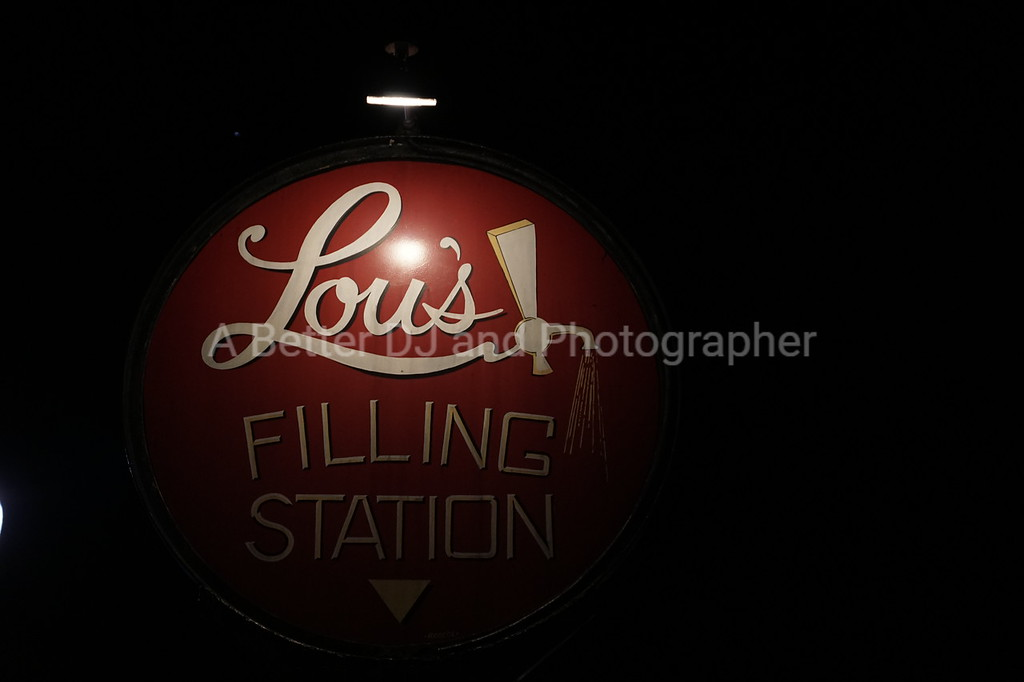 Lou's Filling Station Melbourne, Florida