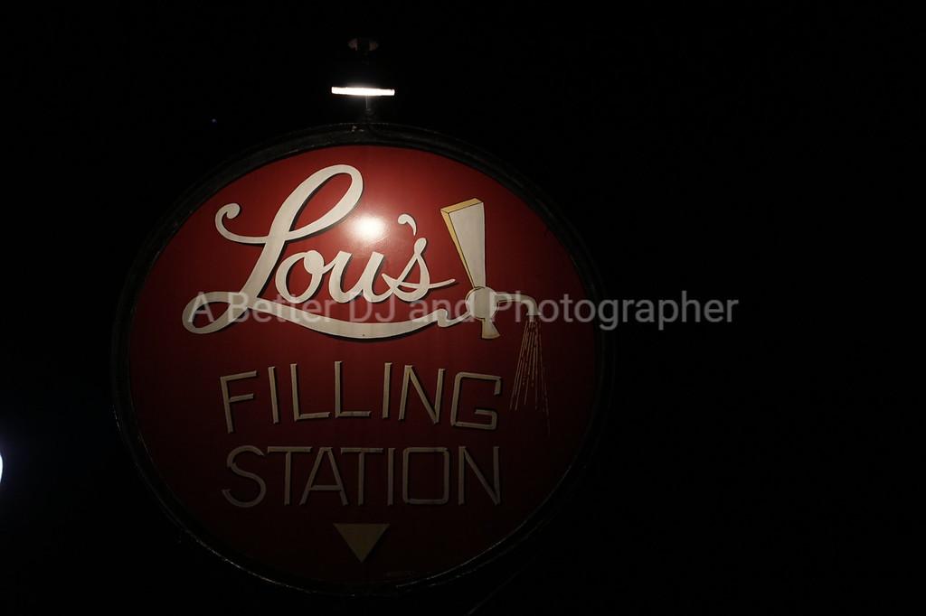 Lou's Filling Station Melbourne, Florida