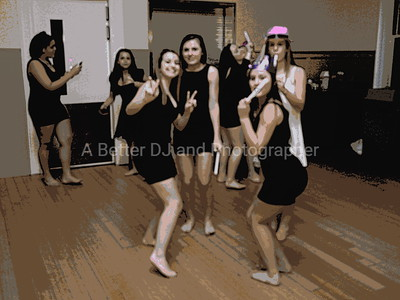 LINDSEY AND LILLIE'S SWEET 16 PARTY