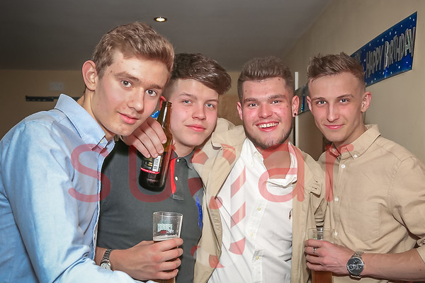 Tom's 18th Birthday Party