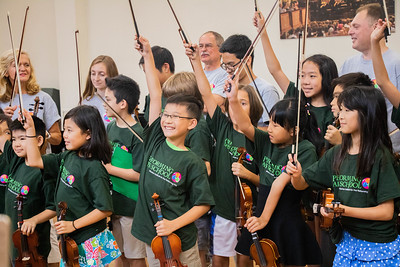 2018 20 July String Camp Performance