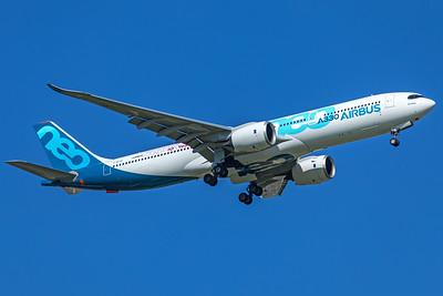 Airbus A330-941N F-WTTN 6-17-19 5