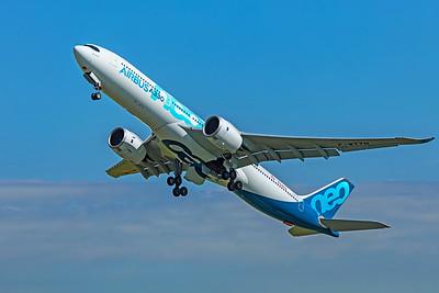 Airbus A330-941N F-WTTN 6-17-19