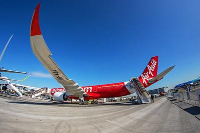 Thai AirAsia X Airbus A330-941 HS-XJA 6-17-19
