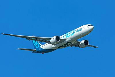 Airbus A330-941N F-WTTN 6-17-19 4