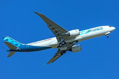 Airbus A330-941N F-WTTN 6-17-19 6