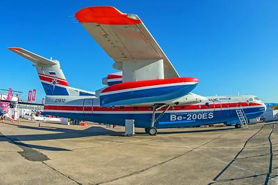 Beriev Be-200ES RF-21512 6-17-19 3