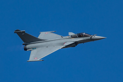 French Air Force Dassault Rafale C n°129 4-GH 6-17-19