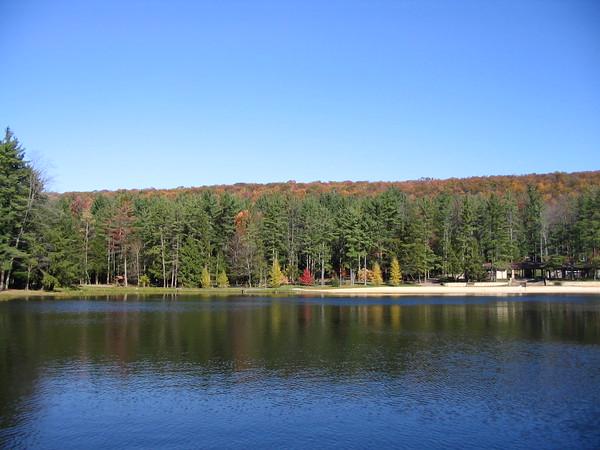 Halfway Lake, Raymond B. Winter State Park, Pennsylvania