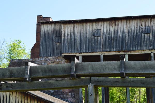Eagle Ironworks Historic Site (Curtin, Pennsylvania)