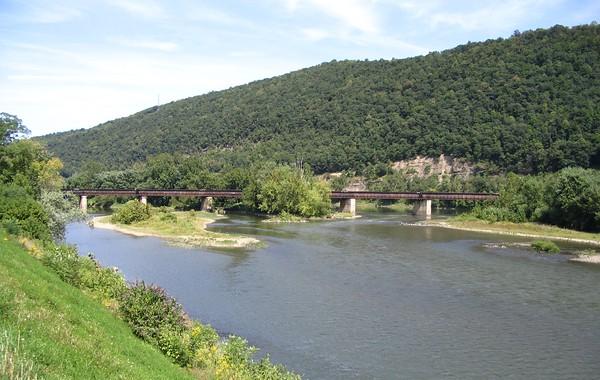 Susquehanna River, Towanda, Pennsylvania