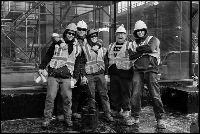 Waterproofing Gang, November 2015