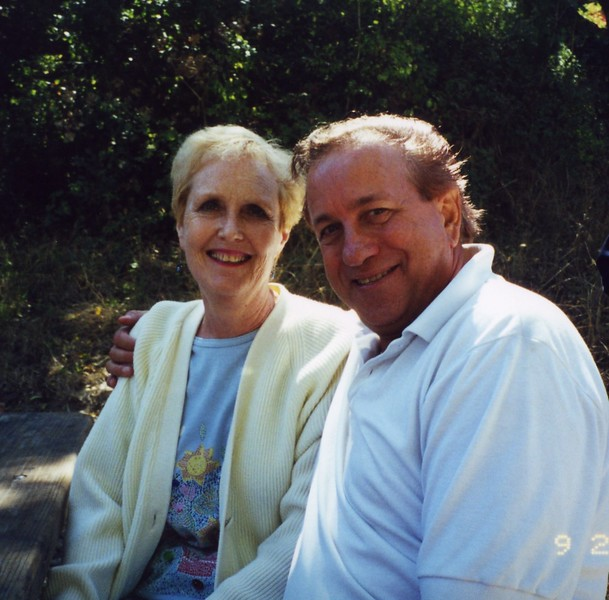 Bob and Carol Melvold at Patty Monahan's Wedding Sept 2000