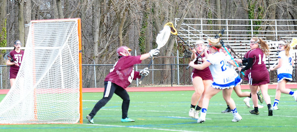 PAUL VI ( 21 ) VS GLOUCESTER CATHOLIC ( 07 ) , GIRLS LACROSSE