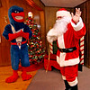 """Santa"" arrives at the 10th annual Mary Kuczek/ SunSanta Party at the Dom Polski Club. SUN/David H. Brow"