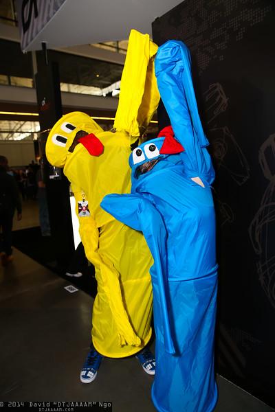 Wacky Waving Inflatable Arm-Flailing Tubemen