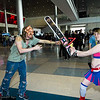 Clicker and Juliet Starling