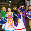 Links, Princess Zelda, Princess Hilda, and Ravio