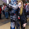 Garrus Vakarian and Commander Shepard