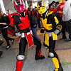 Sektor and Cyrax