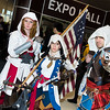Ezio Auditore da Firenze, Connor Kenway, and Edward Kenway
