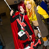 Ruby Rose and Yang Xiao Long