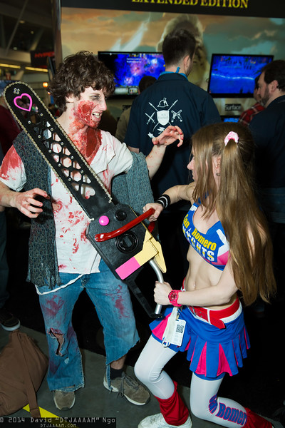 Zombie and Juliet Starling
