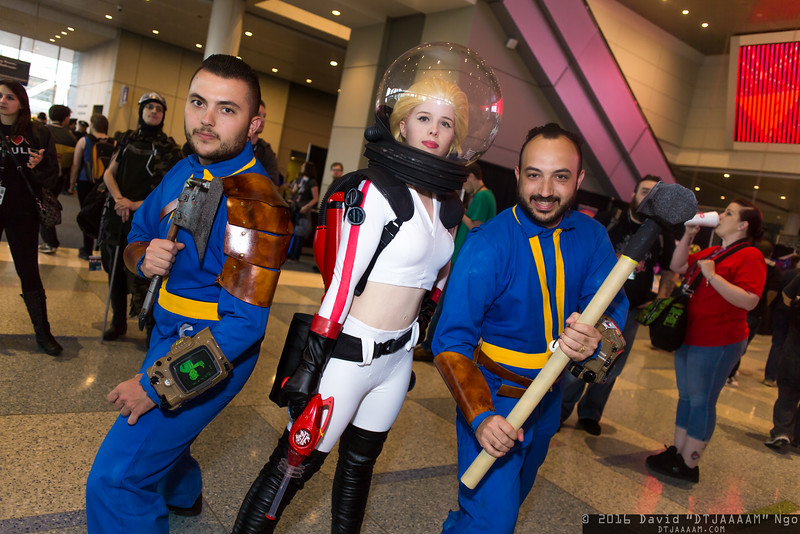Vault Dwellers and Thirst Zapper