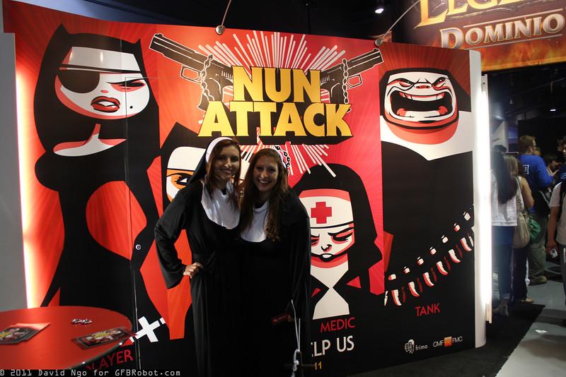 Nun Attack Models