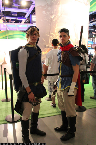 Link and Ike