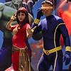Dark Phoenix and Cyclops