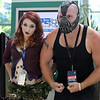 Poison Ivy and Bane