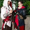 Ezio Auditore da Firenze and Evie Frye