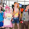 Ash Ketchum, Nurse Joy, Misty, Brock, and Togepi