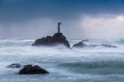 #2893_2018 - Tempête sur l'île d'Ouessant