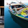 Pêche et séchage des poulpes