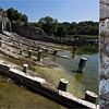 Les Oinïades - Port romain et cale de construction des bateaux