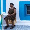 AEGINE - la maison bleue